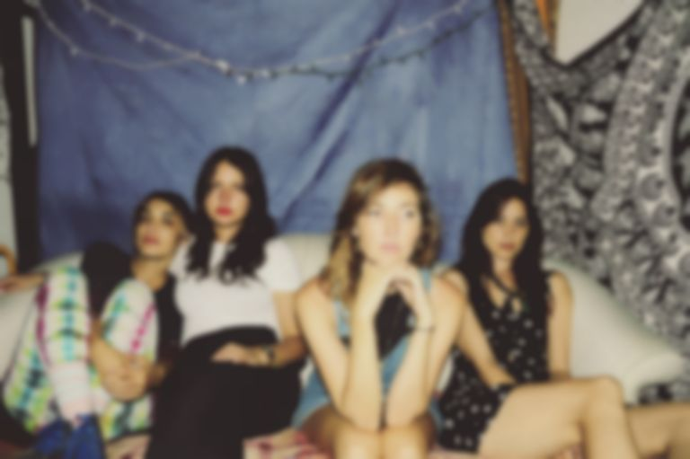 "Warpaint announce new LP Heads Up, hear first single ""New Song"""