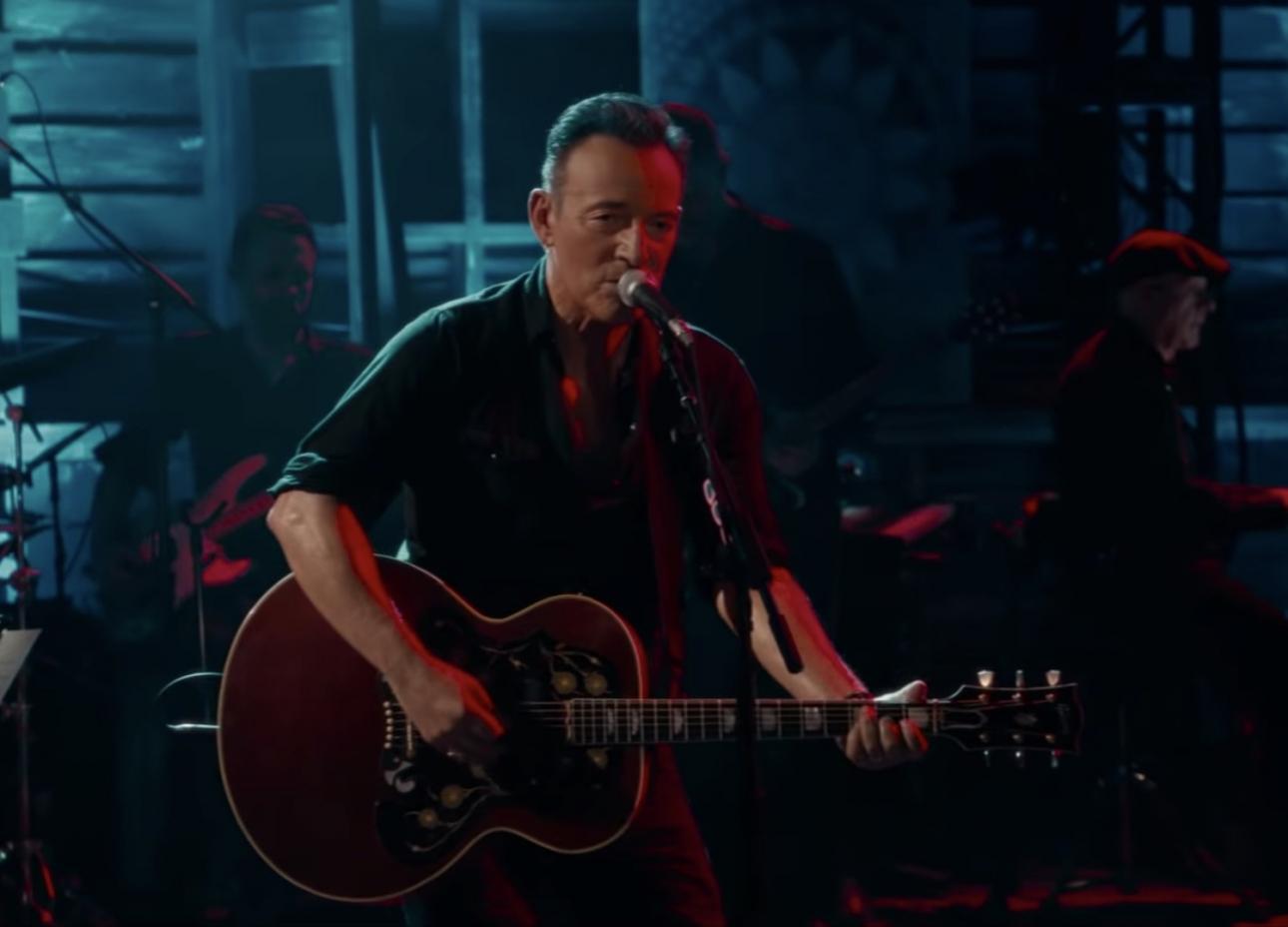 Bruce Springsteen shares trailer for new Western Stars film