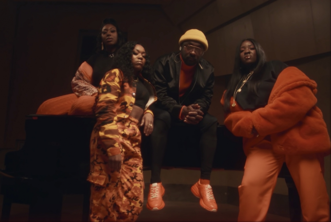 """will.i.am recruits Lady Leshurr, Ms Banks, and Lioness for new single """"Pretty Little Thing"""""""