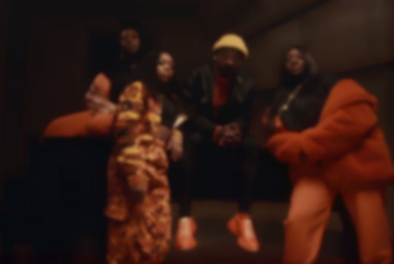 "will.i.am recruits Lady Leshurr, Ms Banks, and Lioness for new single ""Pretty Little Thing"""