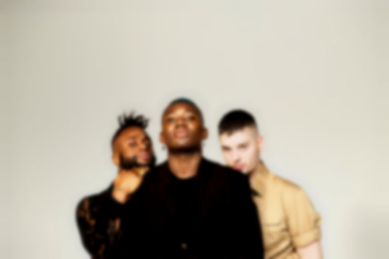 "Young Fathers reveal unreleased title-track from latest album ""Cocoa Sugar"""