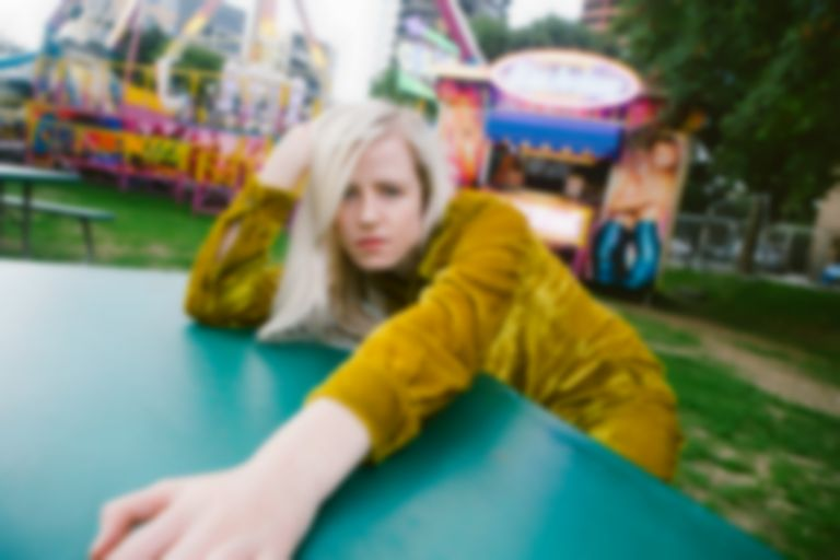 "Amber Arcades: ""Europe, I'm Lonely"""