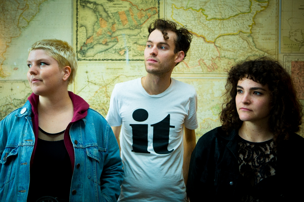 """Cable Ties sign to Merge and drop fuzzy single """"Tell Them Where To Go"""""""