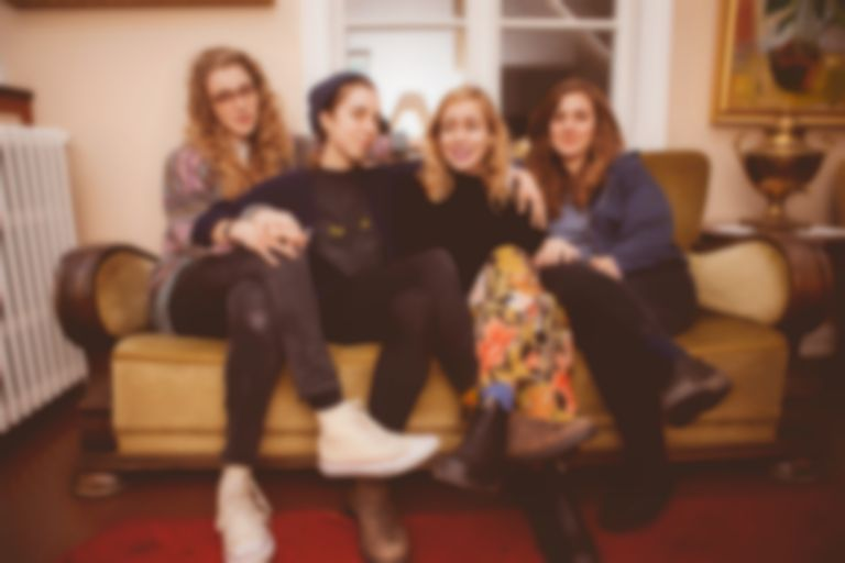 How focusing on the small things led to the creation of Chastity Belt's second record