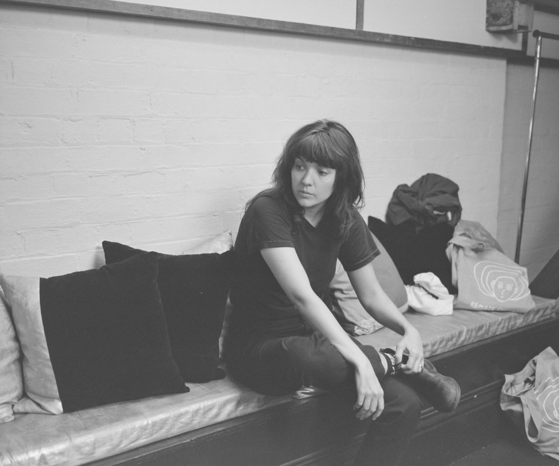 Courtney Barnett in Melbourne
