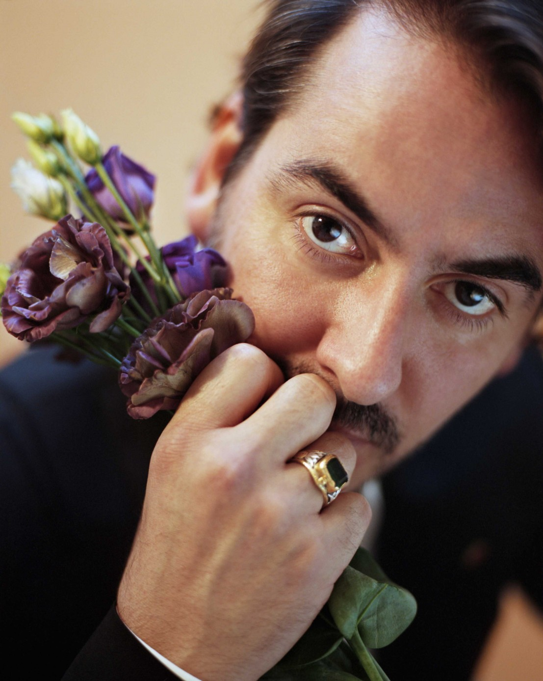 Dhani Harrison by Hollie Fernando