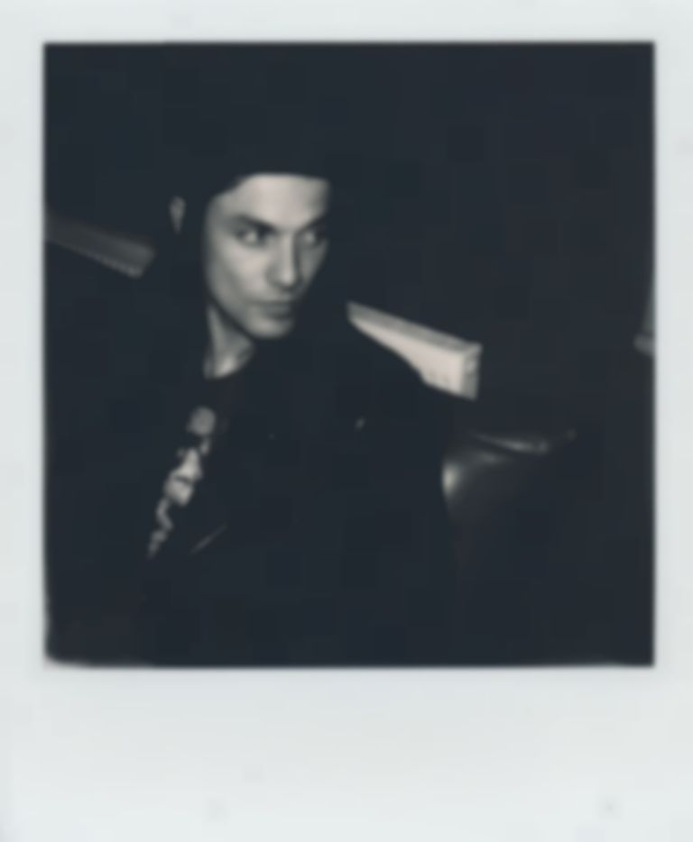 Polaroids with James Bay
