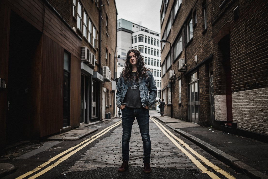 Kurt Vile by Parri Thomas