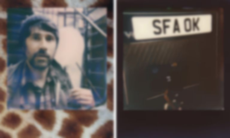 Polaroids with Super Furry Animals