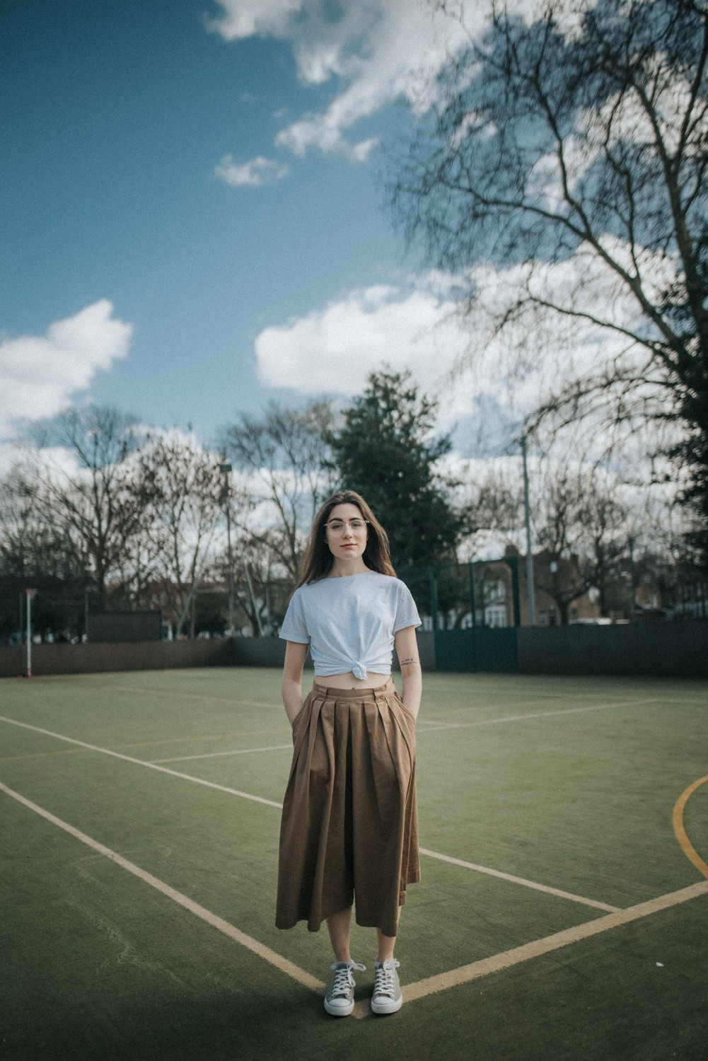 Youtuber Turned Musician Dodie Clark Built An Adoring Fanbase Without A Single Official Release Interview The Line Of Best Fit