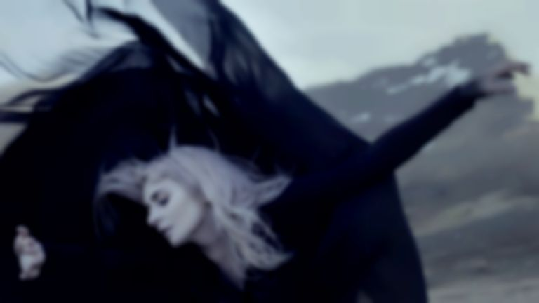 "Copenhagen-based Eivør unveils a gothic, dramatic video for UK debut ""Into The Mist"""