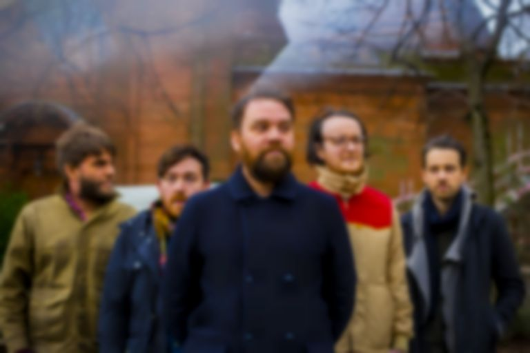 Frightened Rabbit: It Takes an Ocean Not To Break