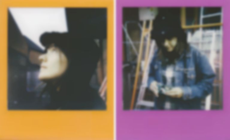 Polaroids with Courtney Barnett