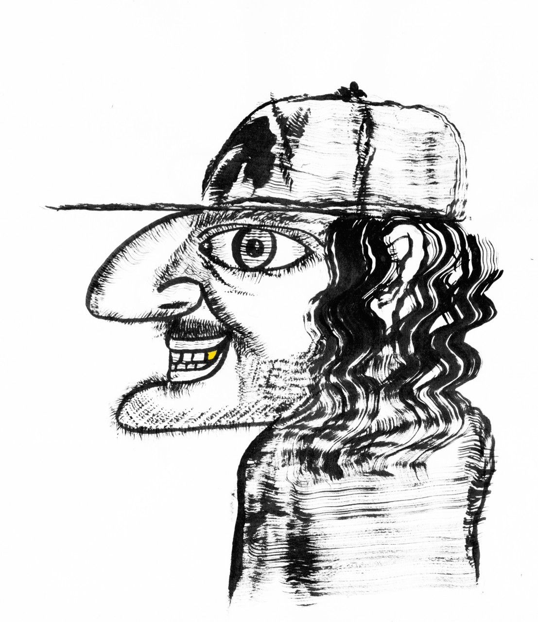 Self Portrait, by King Tuff