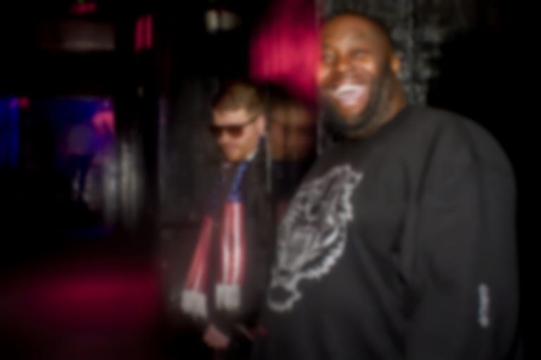 """We're in this industry to do what the f*** we do"", say Run The Jewels"