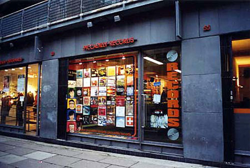 Record Store Day Tlobf Meets Manchester S Piccadilly Records