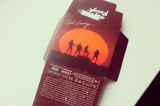 Daft Punk Release Their Own Range Of Get Lucky Condoms