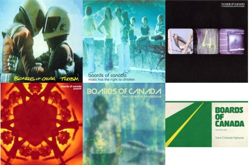 Album Review Boards Of Canada Reissues