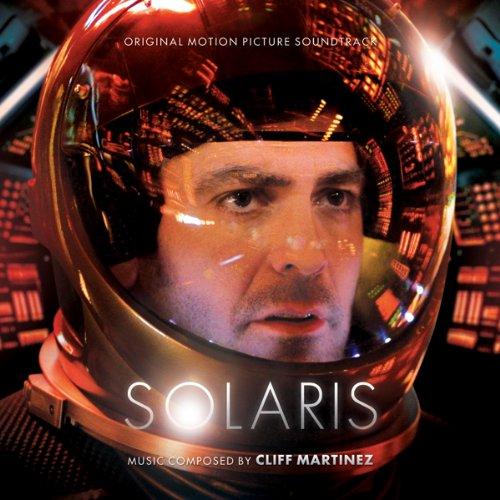Album Review Cliff Martinez Solaris Ost