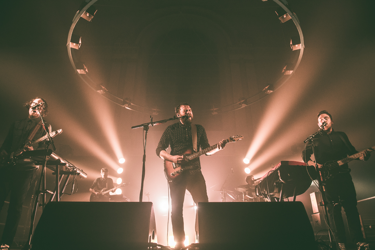 Frightened Rabbit share new documentary on the making of their Tiny Changes compilation