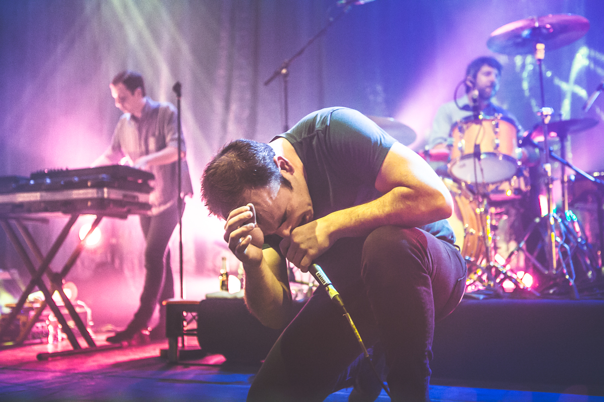 Photos of Future Islands at the Roundhouse in London