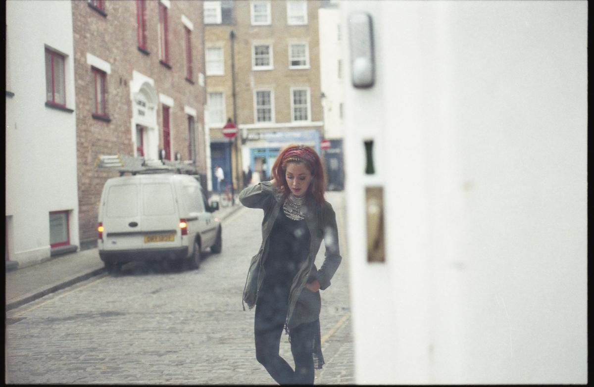 Anna Silk Photo Shoot