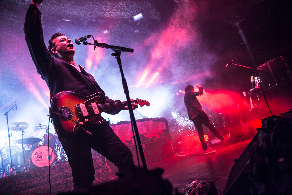 New cut of Manic Street Preachers' The Holy Bible tour film to get cinema release