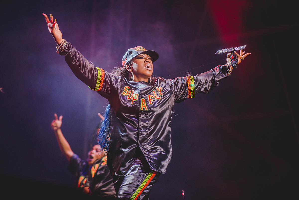 Missy Elliott drops surprise new project Iconology