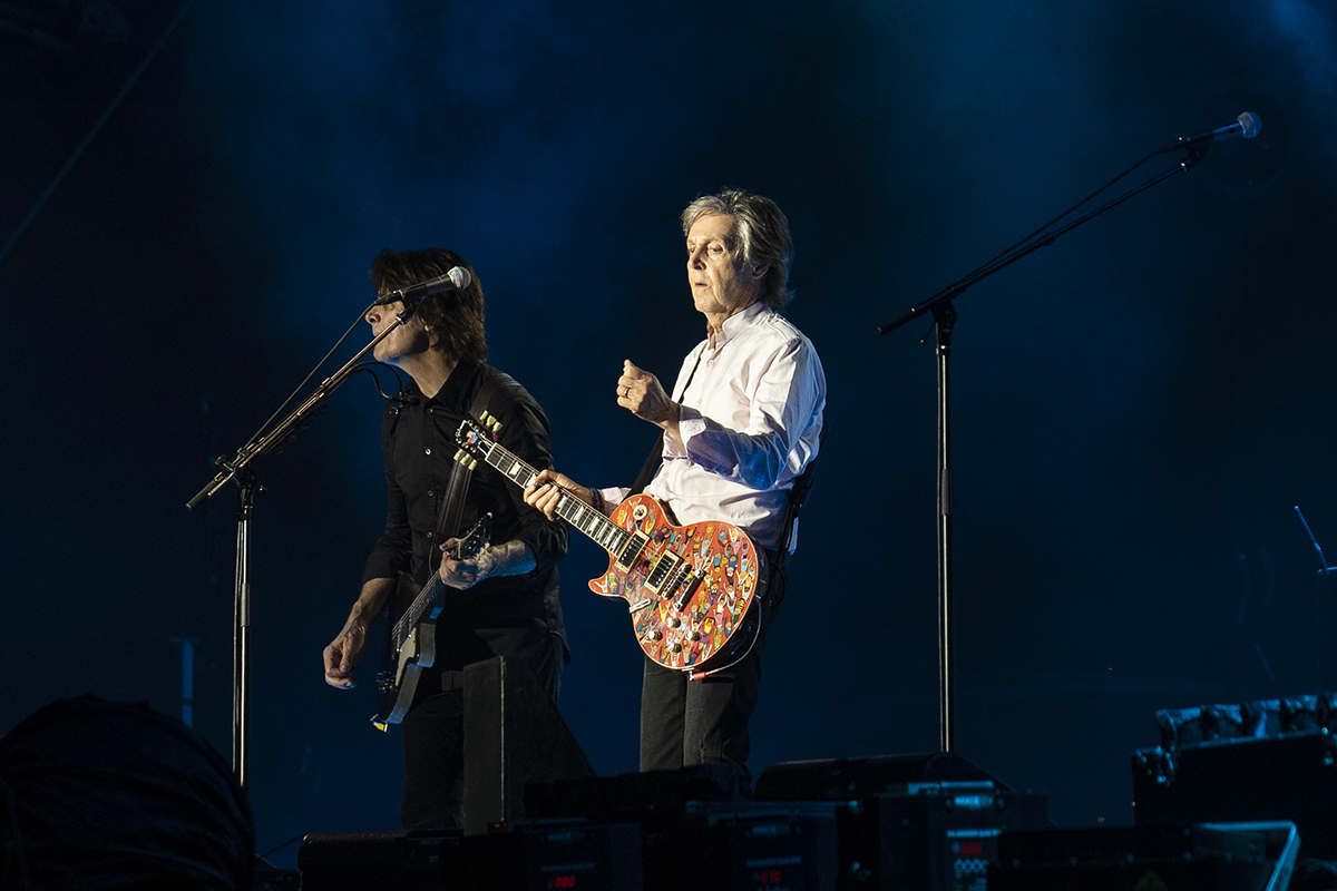 Paul McCartney's High in the Clouds children's book to be turned into animated Netflix film