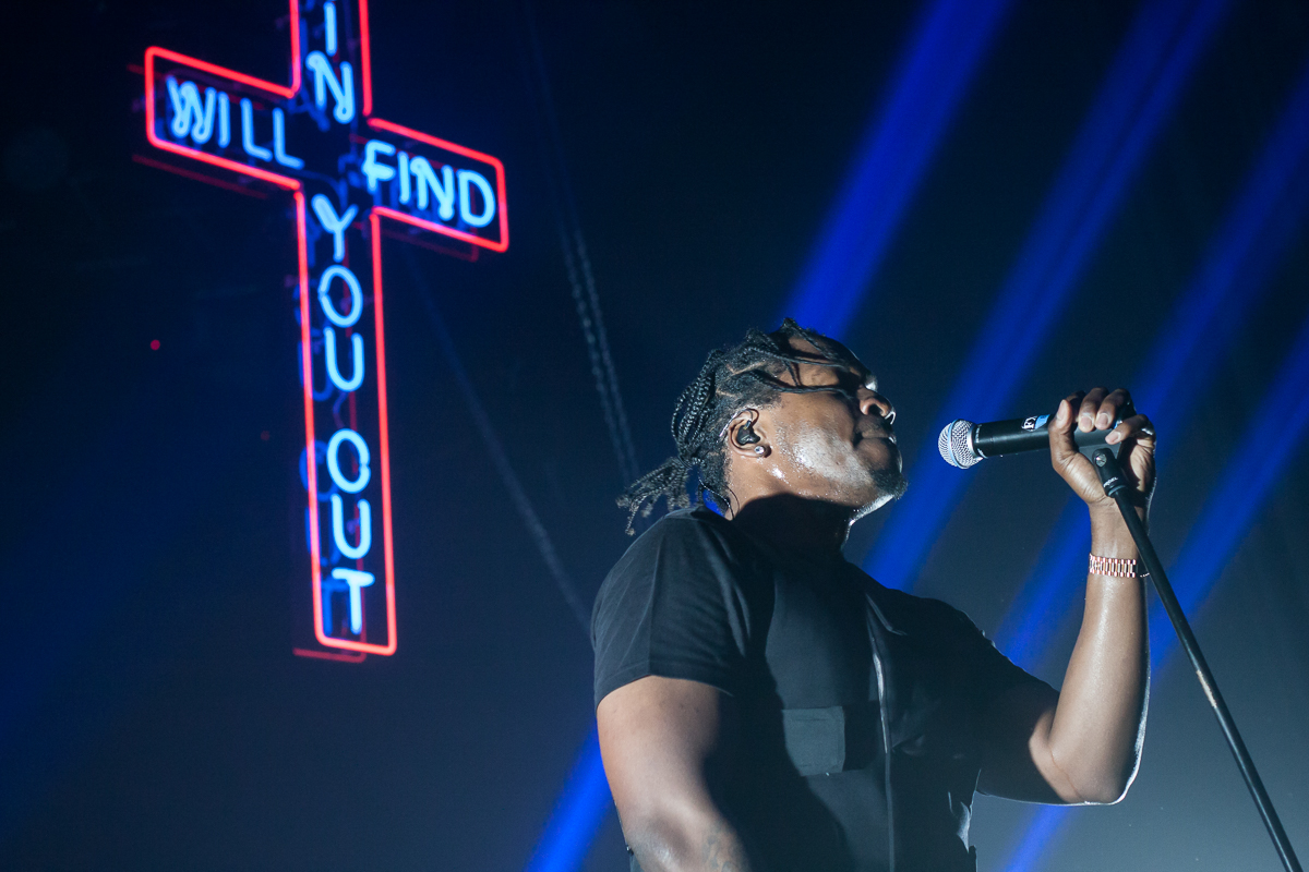 "Pusha T raps over Succession theme song on new single ""Puppets"""