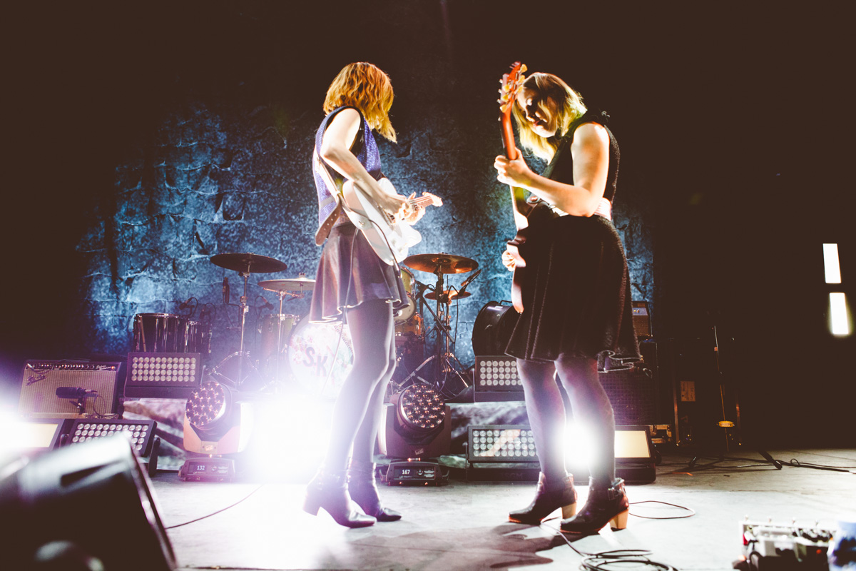 """Sleater-Kinney's new album was partly inspired by Rihanna's """"Stay"""""""