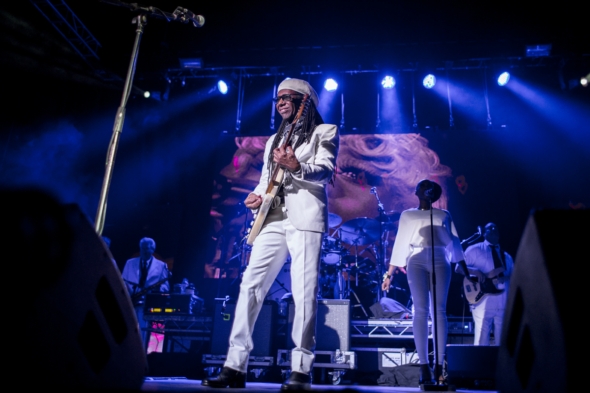Nile Rodgers, CHIC, and Stereophonics to play Teenage Cancer Trust shows at Royal Albert Hall
