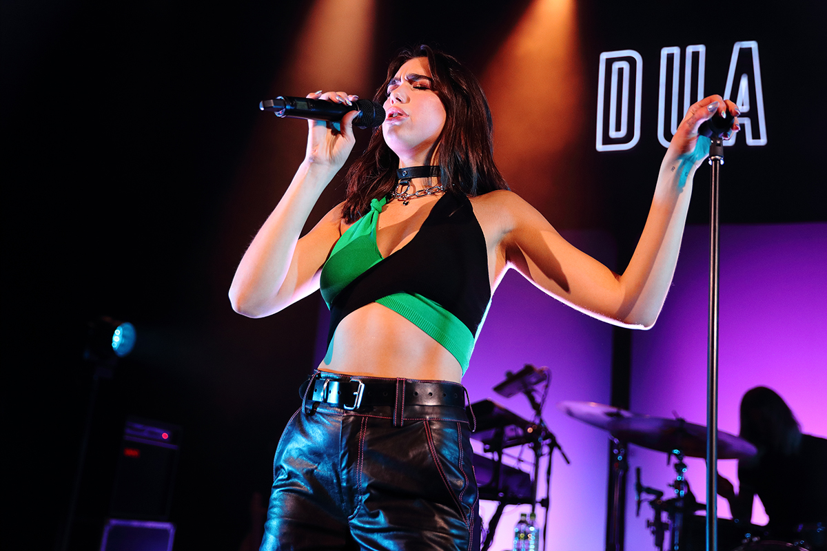 """Dua Lipa is supposedly releasing new single """"Don't Start Now"""" in November"""