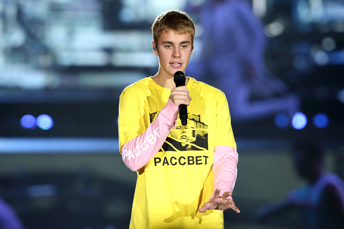 Justin Bieber says he'll drop a new album before Christmas if his post gets enough likes