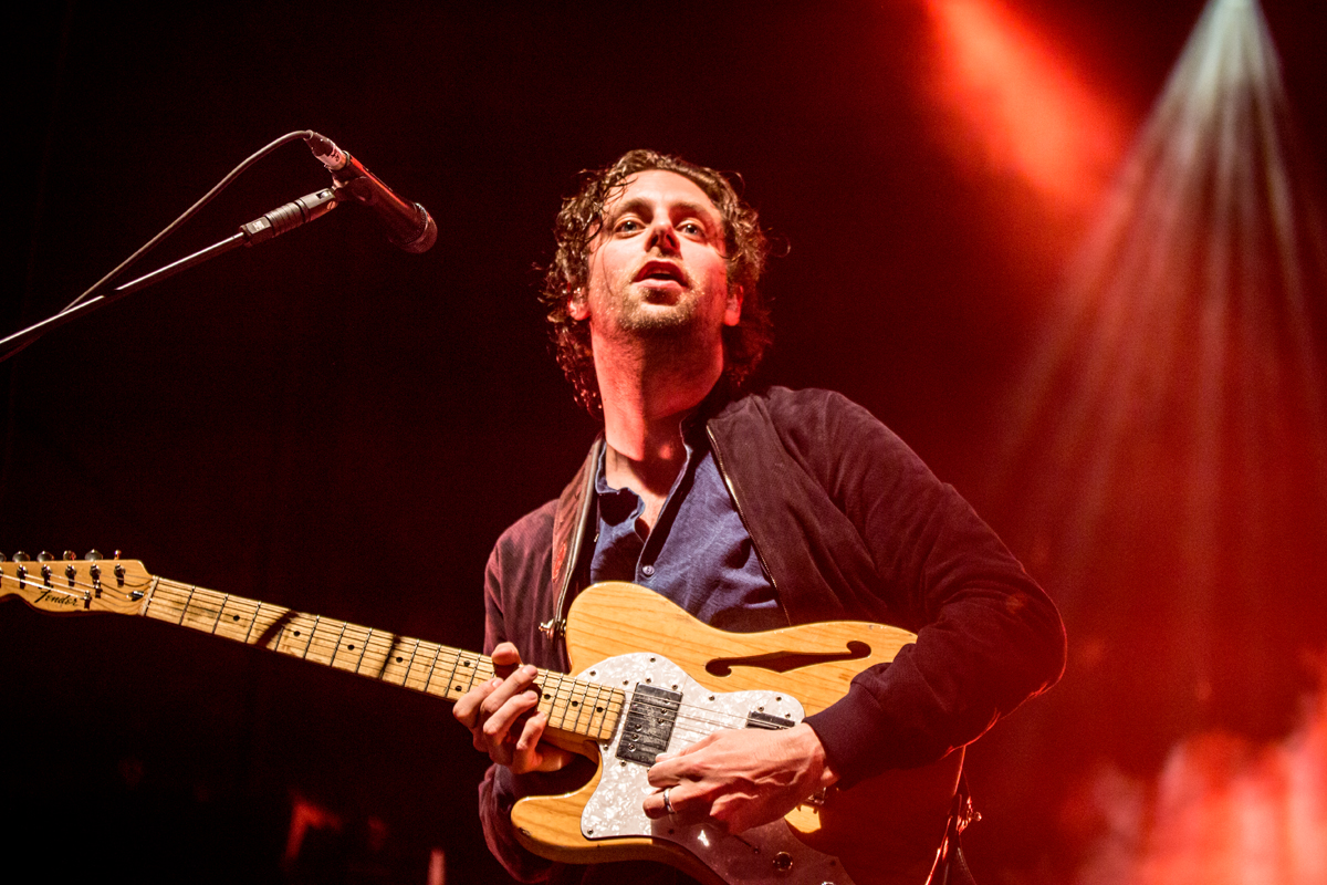 The Maccabees' Felix White shares debut film score for The Edge