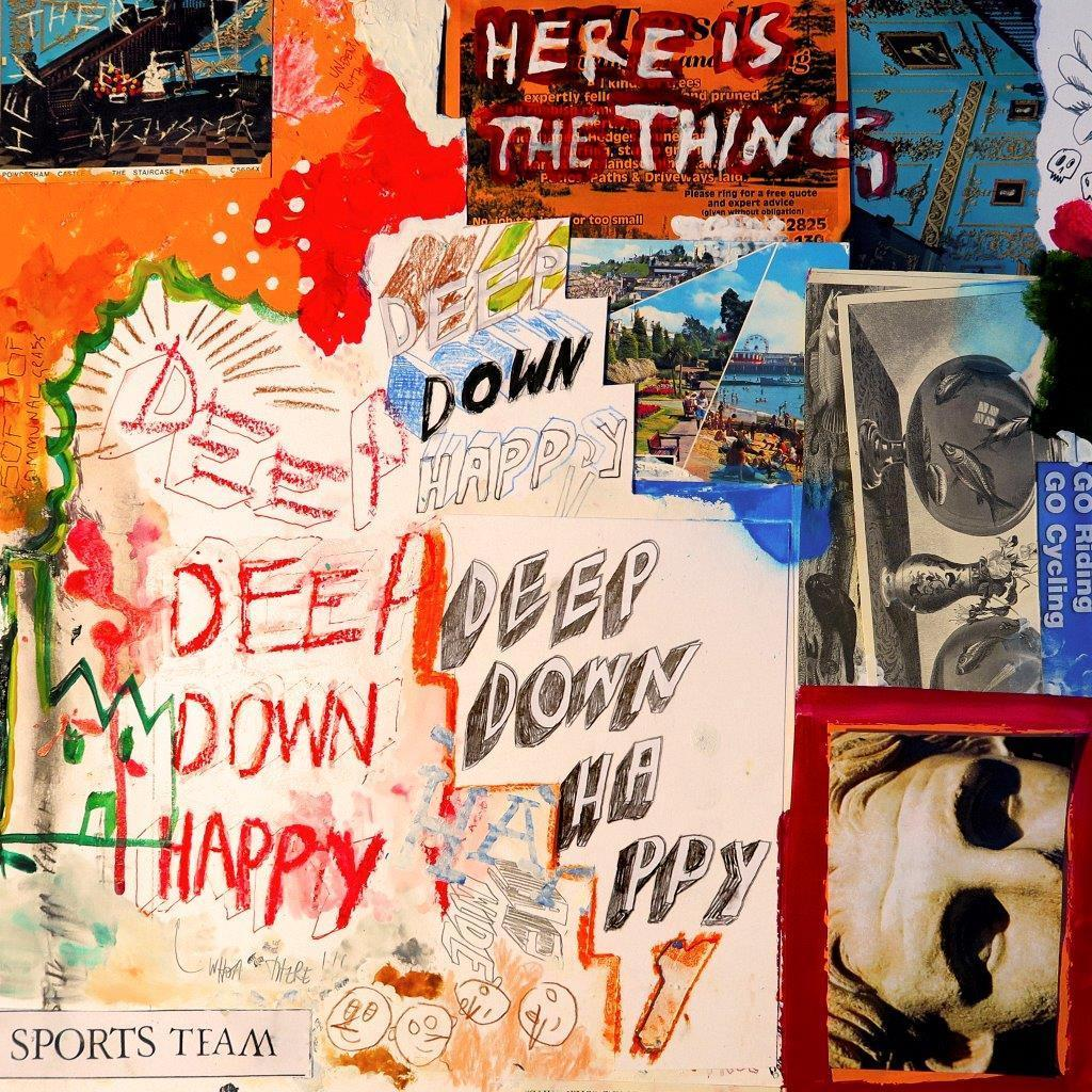 Sports Team - Deep Down Happy | Album Review