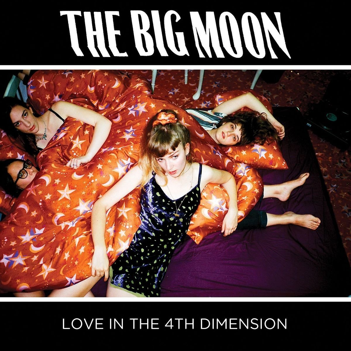 Image result for the big moon love in the 4th dimension