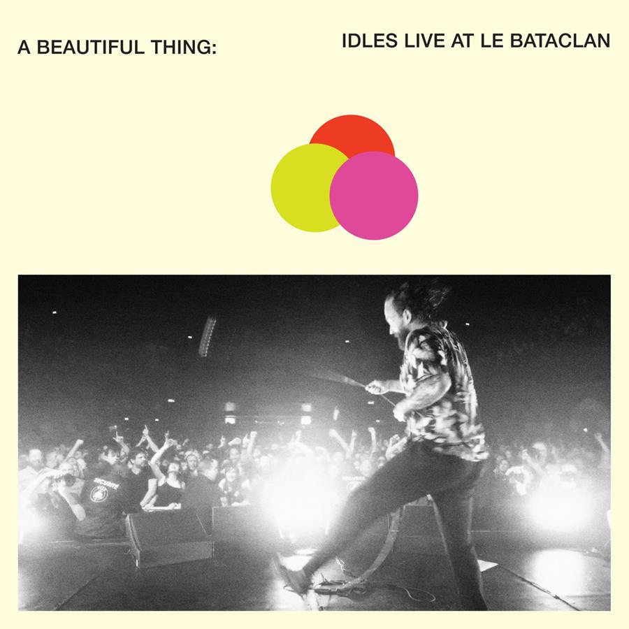 IDLES' new live album makes you realise how lucky we are to have them