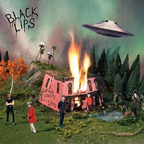 Is There Anything The Devil Can T Rock Lucifer: Satan's Graffiti Or God's Art? By Black Lips
