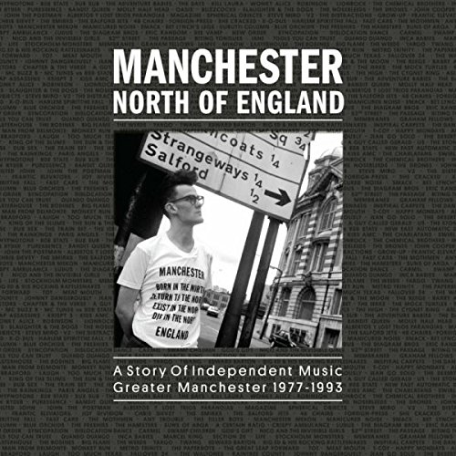 Manchester: North of England by Various Artists | Album Review