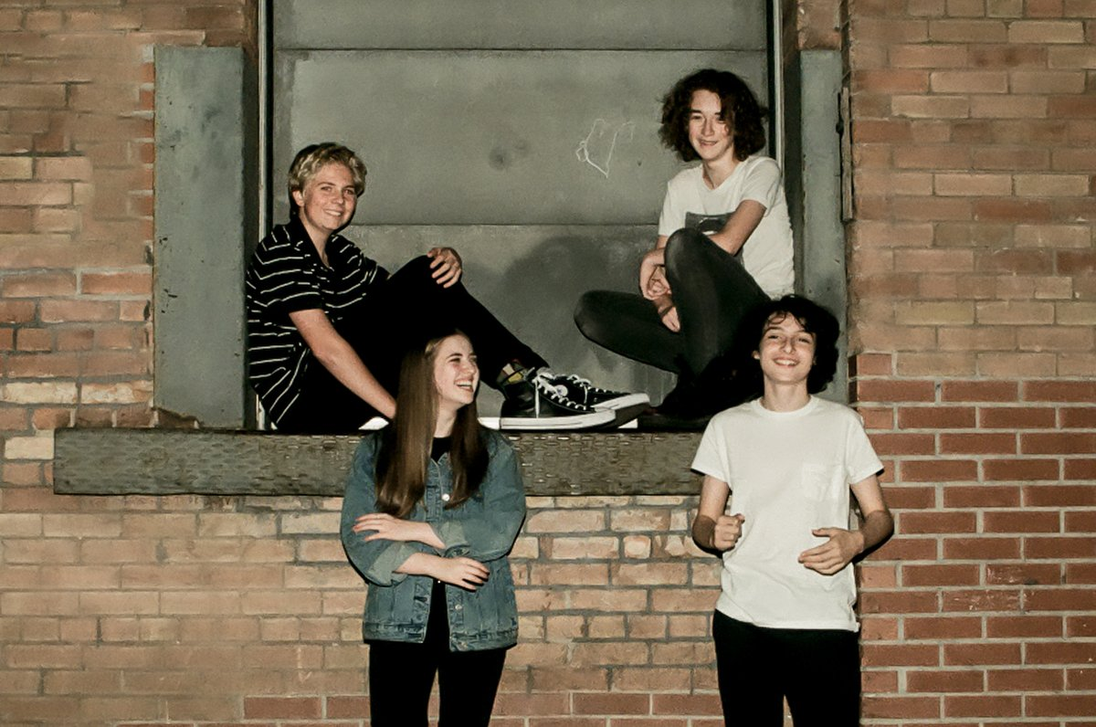 City Boy Is The Debut Single From Calpurnia The Band