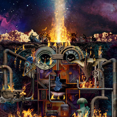 Flying Lotus is often beautiful and sometimes baffling on sixth LP Flamagra
