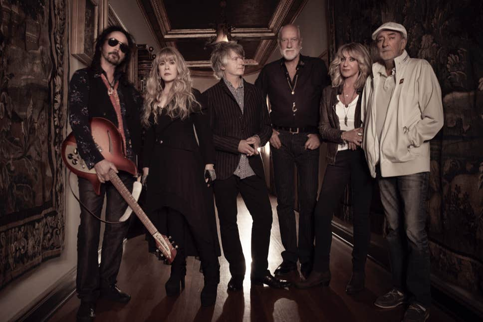 Fleetwood Mac put the past to bed at their second and final Wembley Stadium show