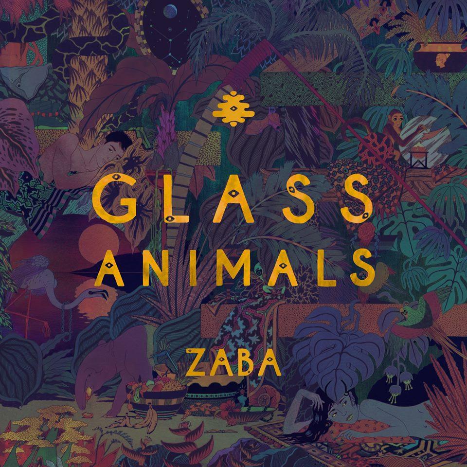 Album Review: Glass Animals - ZABA