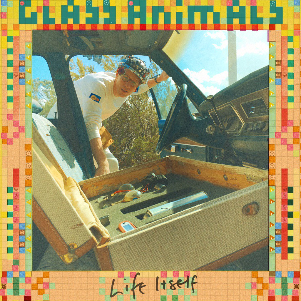 """Life Itself"" is the biggest song yet from Glass Animals"