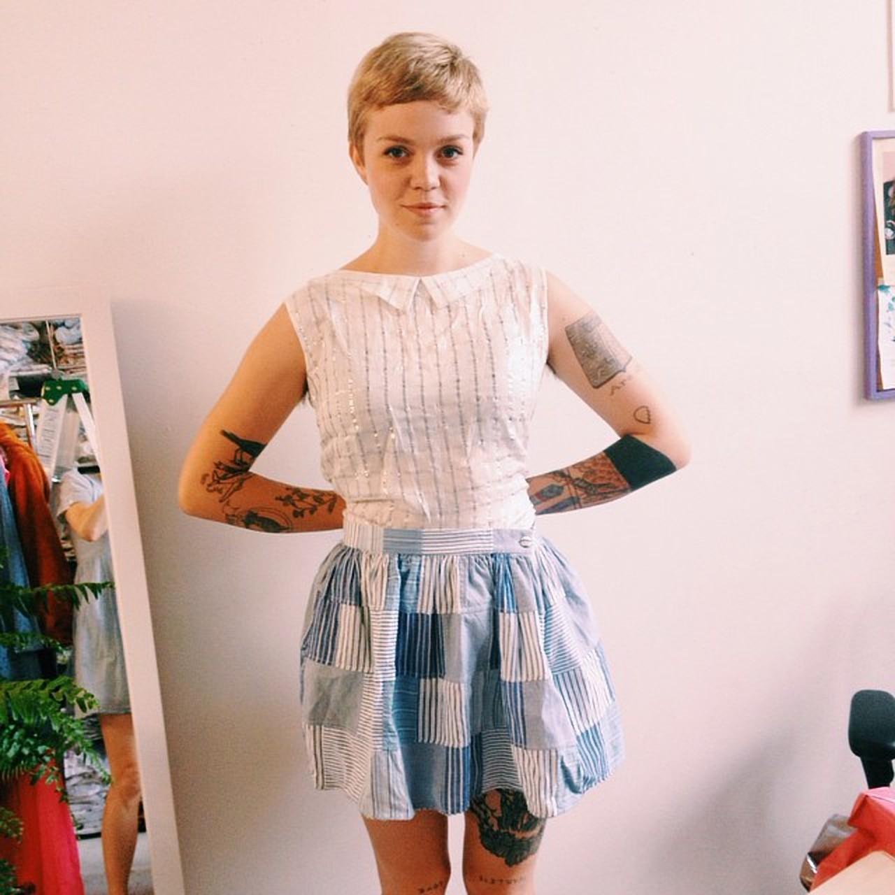 Meredith Graves goes fantasy record shopping at Le Guess Who? Mega CD and Record Fair