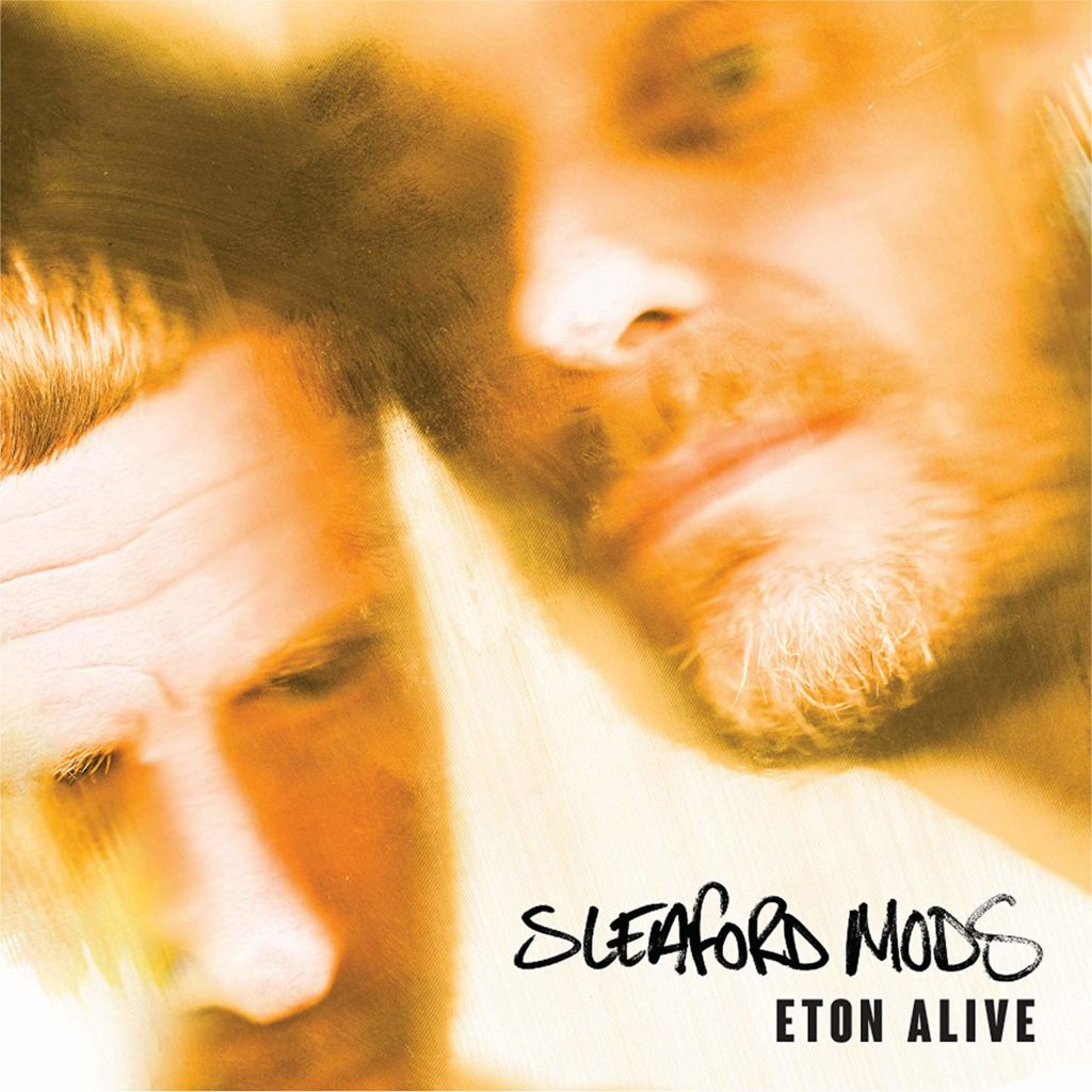 Are Sleaford Mods running out of ideas?