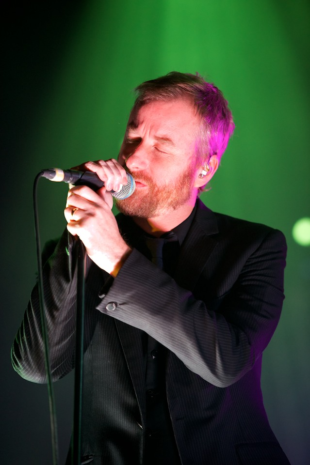 The National - Brixton Academy, London 01/12/10