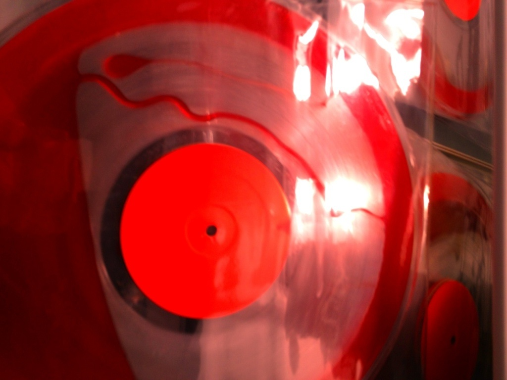 The Flaming Lips Release 2500 Blood Vinyl