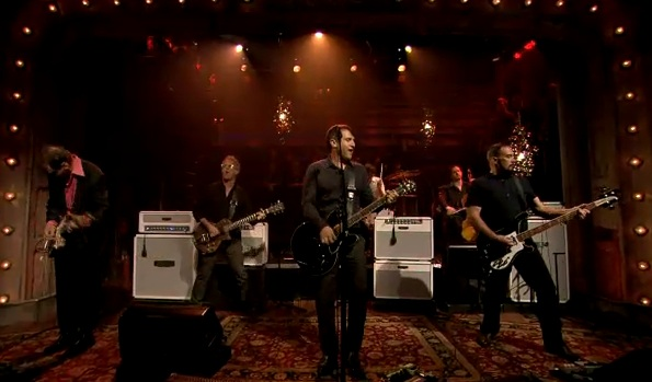 Watch The Afghan Whigs On Late Night With Jimmy Fallon